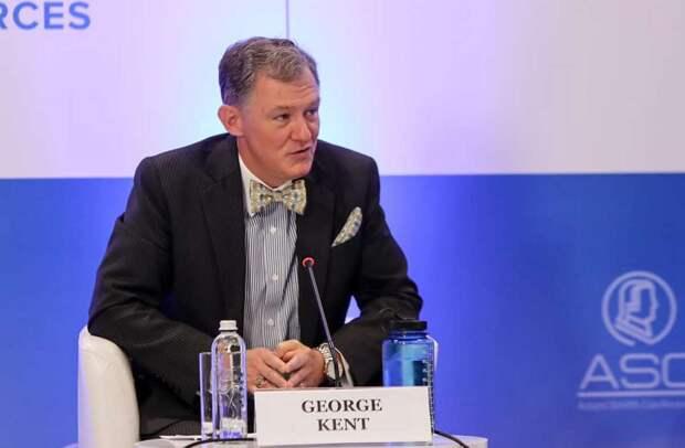 Джордж Кент заявил, что США особо не стремятся подключаться к переговорам по Донбассу