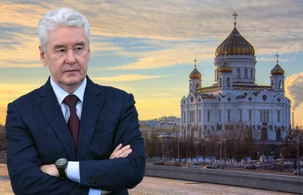Храм Христа Спасителя — успешный бизнес-центр и бездонная яма для миллиардов Собянина