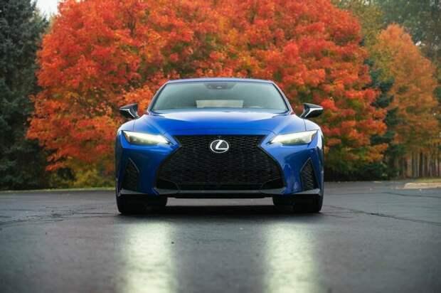 Что нового в Lexus в 2021 году?