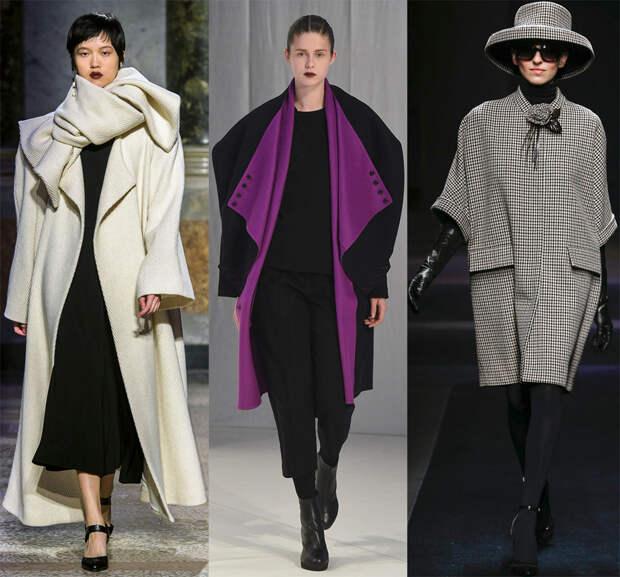 Самые красивые пальто оверсайз