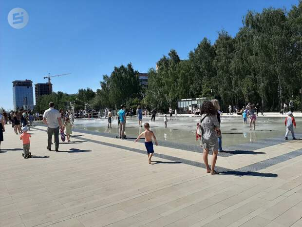 Праздник с салютом пройдет в Ижевске в честь присвоения звания «Город трудовой доблести»
