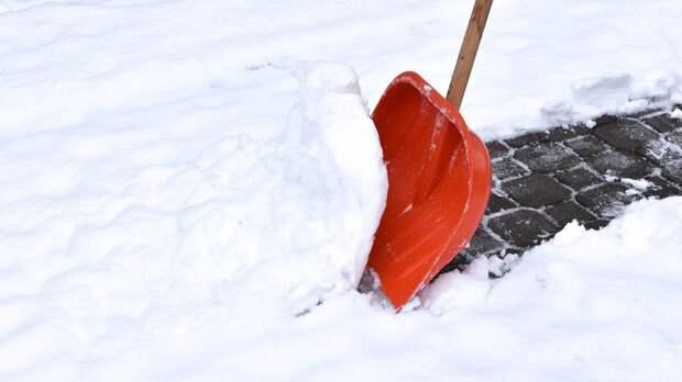Циклон принес первый снегопад на Кузбасс