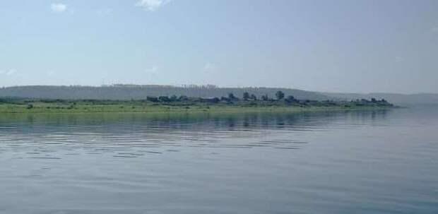 Заколдованный круг на острове Сергушкина