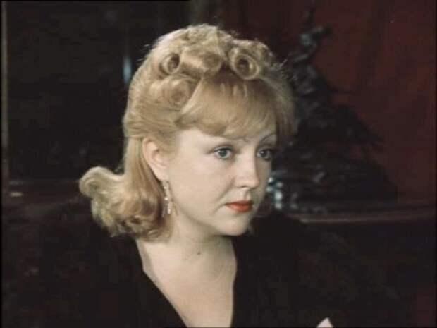 Екатерина Градова (Место встречи изменить нельзя) СССР, актрисы, кино, сериалы