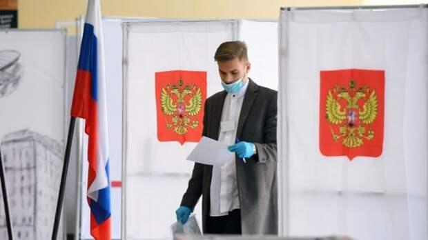 ВПриамурье, Забайкалье иЯкутии открылись избирательные участки