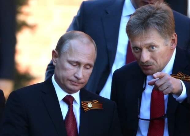 Дмитрий Песков назвал ошибкой обвинения Зеленского в отношении СССР