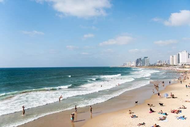 Израиль откроет границы для вакцинированных туристов