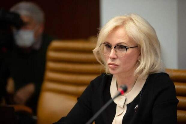 Ковитиди поздравила москвичей с Днем города