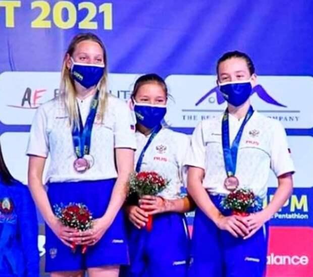 Спортсменка из Северного завоевала бронзу на первенстве Мира