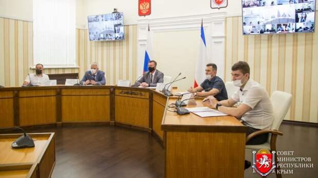В Совете министров РК состоялось межведомственное совещание по вопросу информационного сопровождения мер по противодействию терроризму