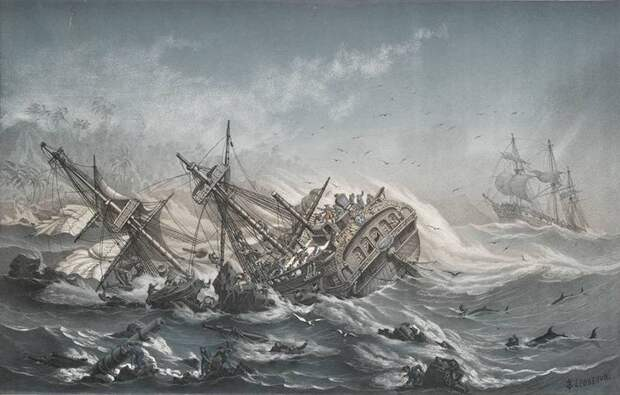 Поиски экспедиции Лаперуза