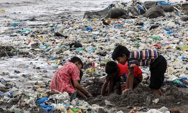 Втюрьму запакет: вМумбае запретили вещи изпластика