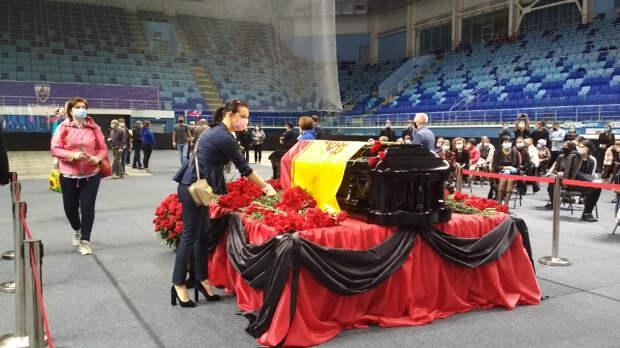 На похоронах экс-главы Чувашии озвучили его диагноз: «ковид» пропал