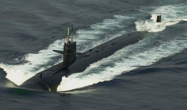 Под прицелом. О ракетных подводных крейсерах стратегического назначения
