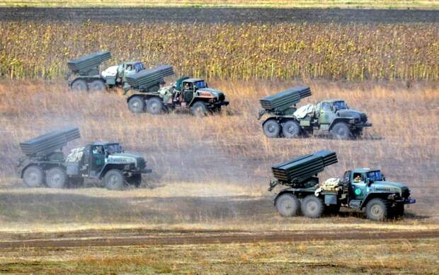 Действия Киева говорят о подготовке к «тотальной войне»