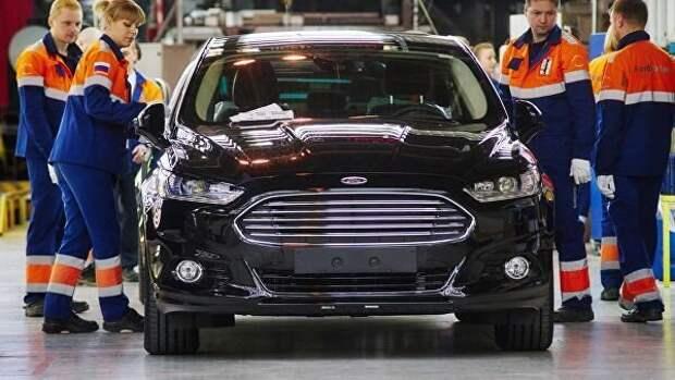 СМИ сообщили о планах Ford уйти с российского рынка Ford Sollers, авто, россия, факты, экономика