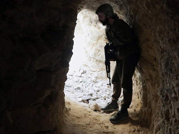 Донецкие ополченцы начали применять на Донбассе тактику «подземной войны»
