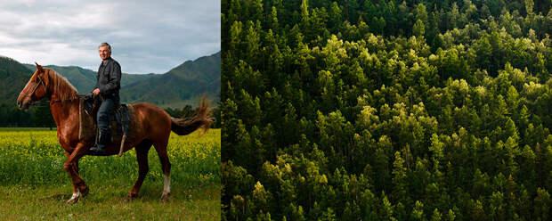Как живут коренные народы на Алтае (ФОТО)