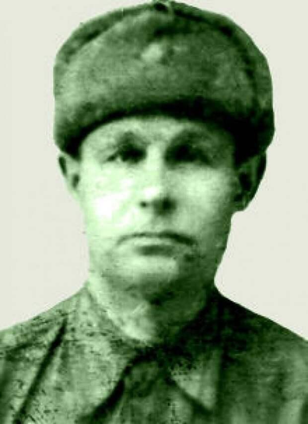 Подвиг бронебойщика Федора Старцева