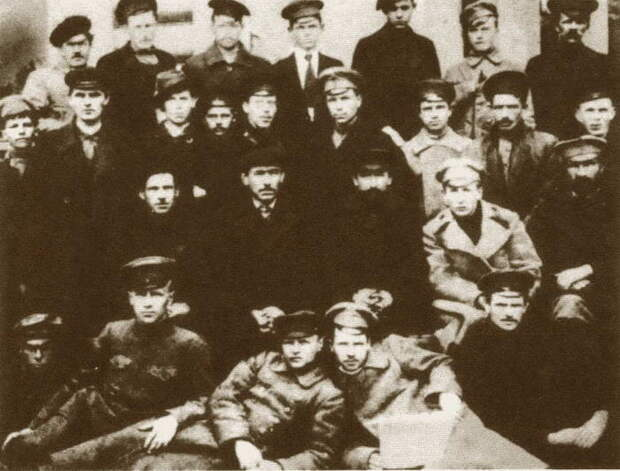 Карьера эпохи революции. история, маршал Кирилл Афанасьевич Мерецков, чтобы помнили