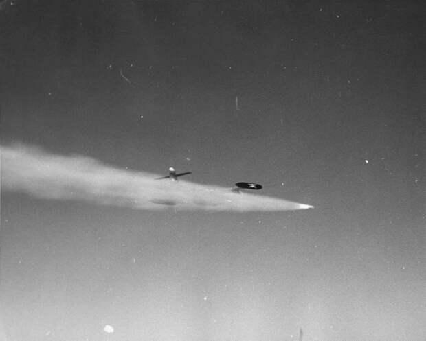Неуправляемая ракета «воздух-воздух» AIR-2 Genie (США)