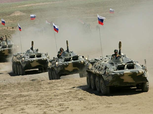 В каких странах есть российские военные базы