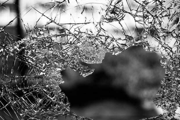 Стекло, Разрушенной, Окно, Уничтожения, Вандализм