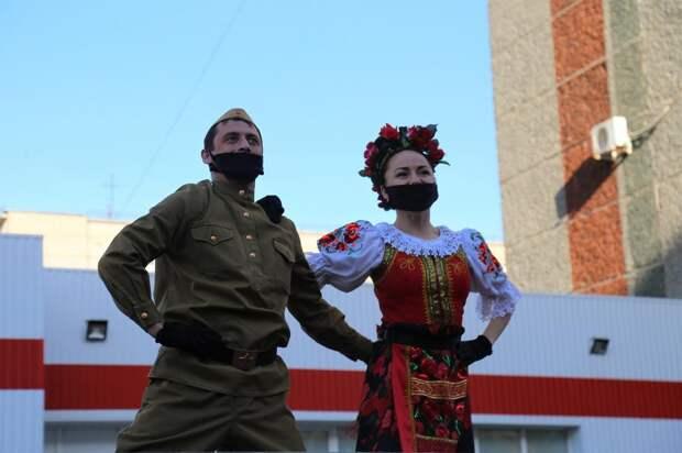 Концерты фронтовых бригад пройдут во дворах Ижевска