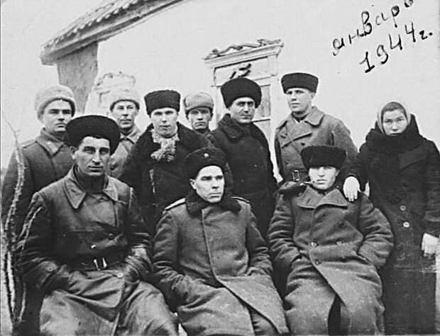 Военный совет 4-го кавалерийского корпуса СССР, война, история