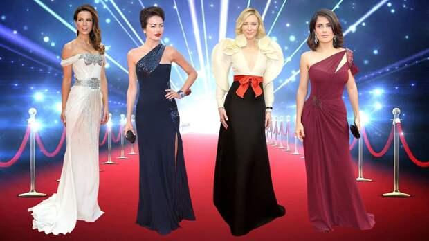 Мировые знаменитости на красной дорожке в нарядах модного дома «Гуччи»