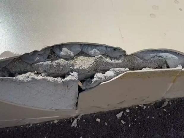 Дефекты строительства выявили на реконструированной площади Труда в Чите