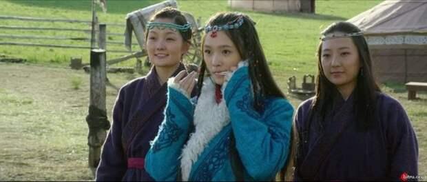 Женщины Чингисхана