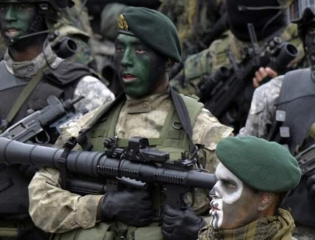 Антирейтинг армий мира