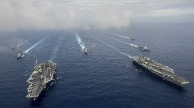 National Interest: в войне на два фронта США сокрушат и Китай, и Россию