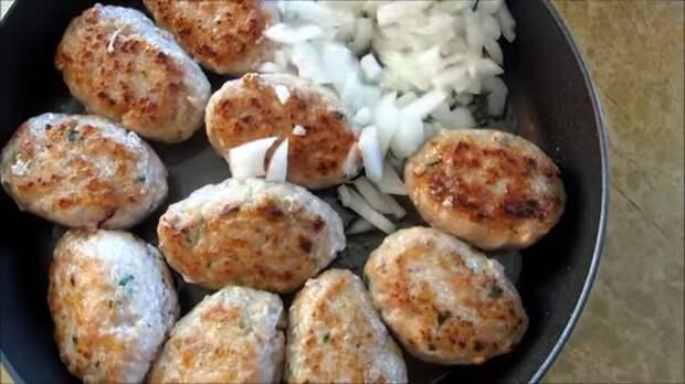 Ароматные фрикадельки в остром соусе (обед за 30 минут) Еда, Вкусно, Готовка, Рецепт, Видео рецепт, Длиннопост, Другая кухня, Фрикадельки, Соус, Видео