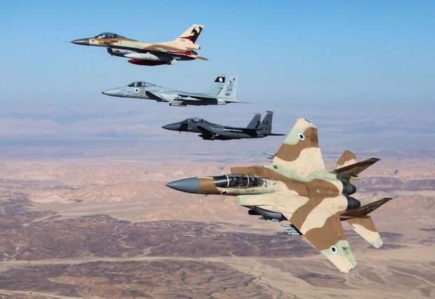 Эксперт объяснил провал сирийской ПРО при отражении атаки Израиля