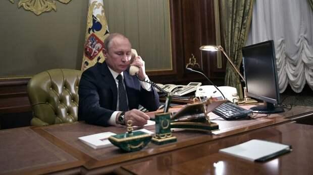 Байден звонил, чтобы «геополитические карлики не столкнули США с Россией»