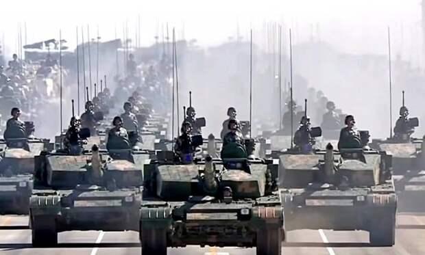 Война Китая с Тайванем становится неизбежной
