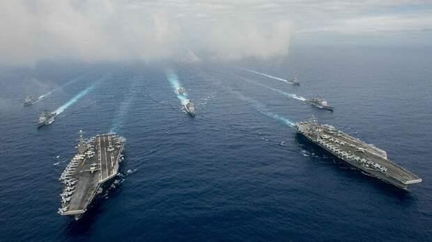 РФ готовит сюрприз: СМИ раскрыли план нейтрализации США в Персидском заливе