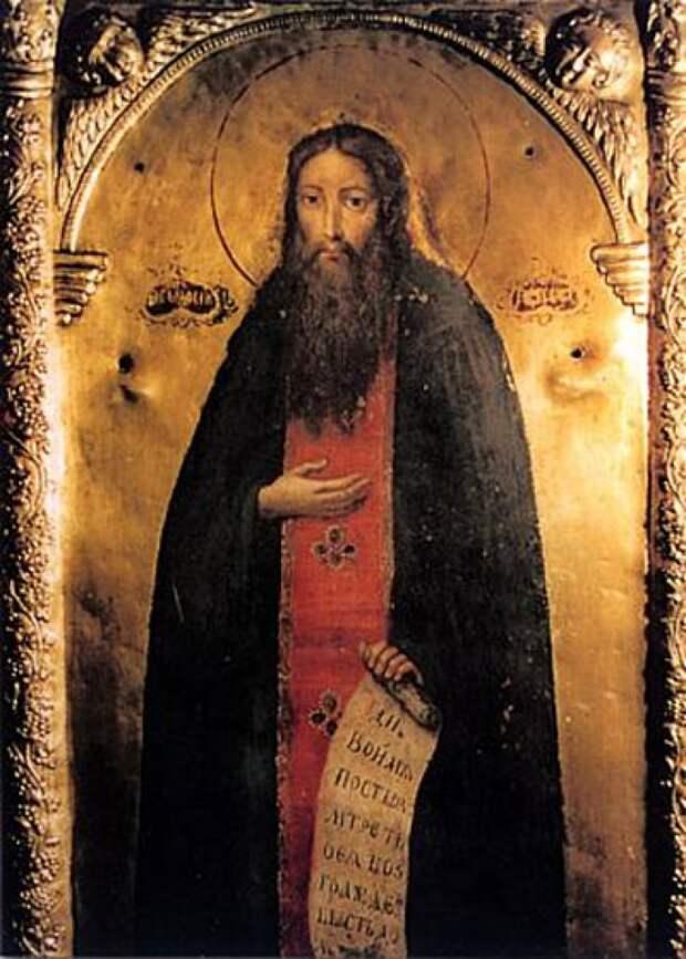 16 мая - День преподобного Феодосия Печерского.