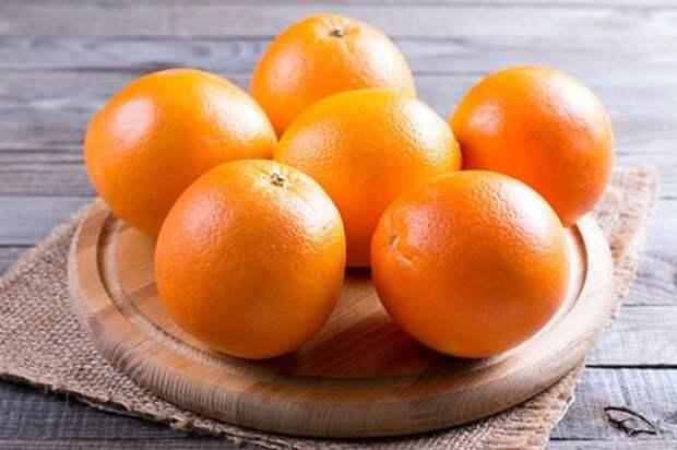 Сушеные апельсины: вкусное угощение и красивая идея для декора. Этап: 1
