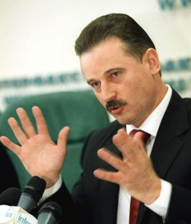 На фото: депутат Госдумы Сергей Веремеенко