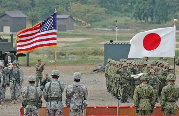 Япония: «Американские военные привезли к нам болезнь»