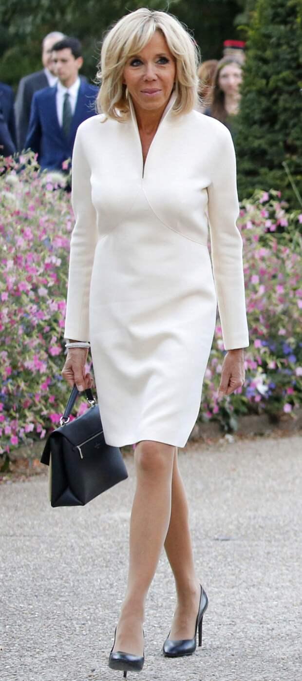 Что носит Бриджит Макрон в свои 67, чтобы выглядеть моложе возраста в паспорте? 5 хитростей на заметку зрелым дамам