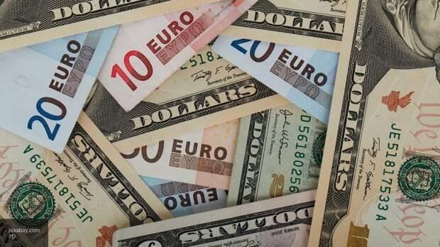 ЦБ повысил официальные курсы доллара и евро на 8 сентября