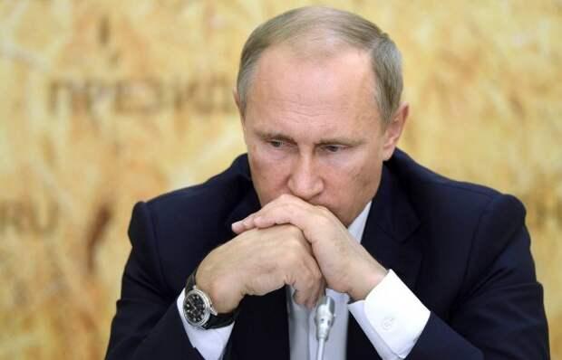 Жесткий план Путина