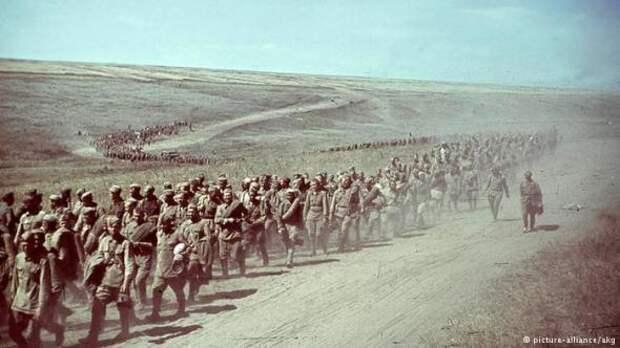 Немецкие историки о сопротивлении советских военнопленных