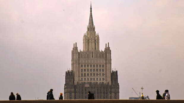 МИД предупредил о последствиях высылки российских дипломатов из Чехии