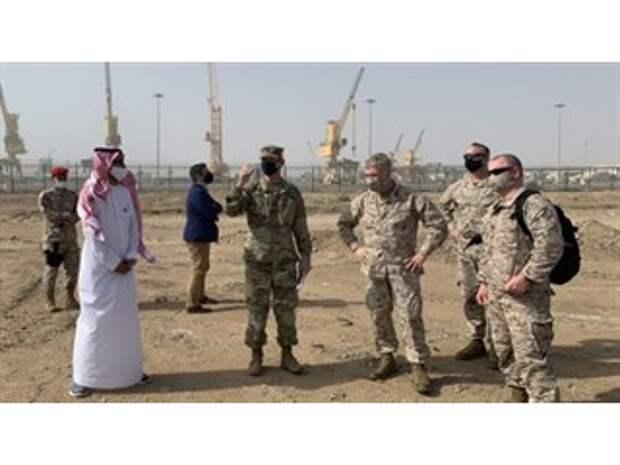На Ближнем Востоке что-то намечается: Пентагон уплотняется в королевстве