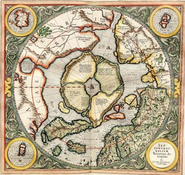Цивилизации прошлого, ушедшие под воду